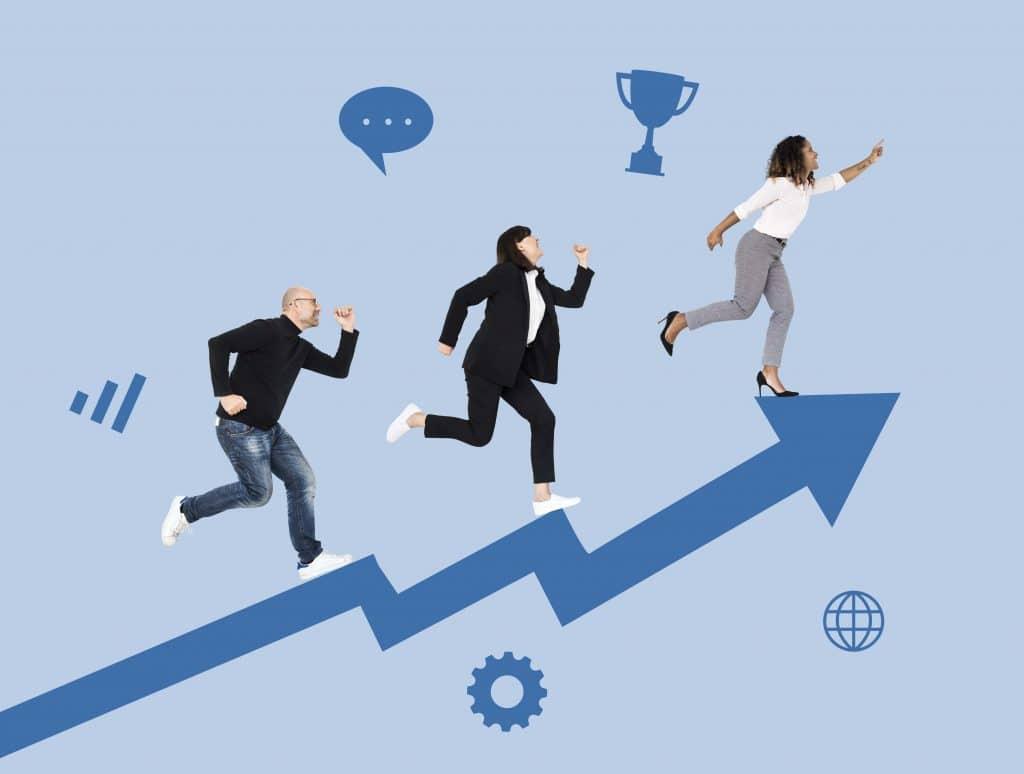 Le coaching vous aide à trouver vos propos solutions pour vous épanouir professionnellement.